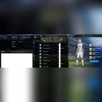 Football Tean 139 OVR Bramkarz Boost