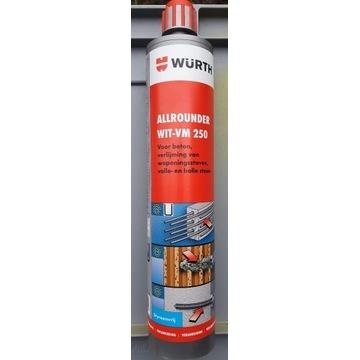 Zaprawa iniekcyjna Würth WIT-VM 250 330ml
