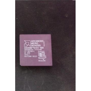 Retro AMD Am486 DX4-100