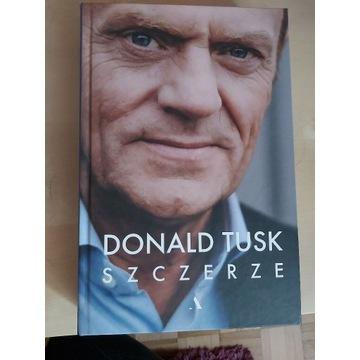 "Donald Tusk ""Szczerze"""