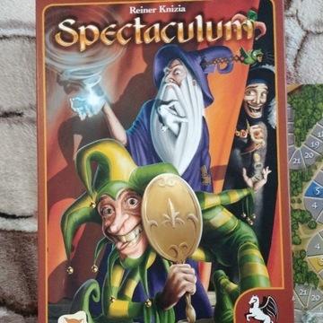 Spectaculum - Reiner Knizia - gra planszowa