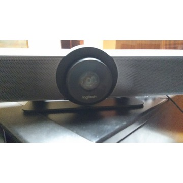 Kamera Logitech MeetUp do streamingu wideokonferen