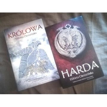 Harda, Królowa, kpl. E Cherezińska