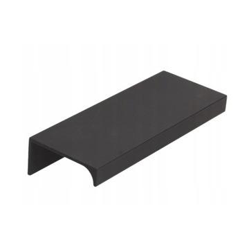Uchwyt meblowy czarny matowy 100 mm firmy GTV