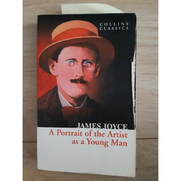 Joyce - A Portrait of an Artist as a young man