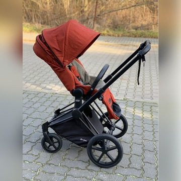 Cybex Priam lux seat Autumn gold - wózek spacerowy