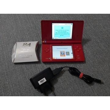 Konsola Nintendo DSi + karta R4 + Karta 8Gb