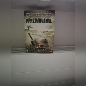 WYZWOLENIE (1969) kompletny serial 5xDVD PL