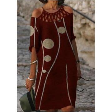 Nowa sukienka długa
