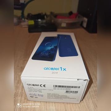 Telefon Alcatel 1X 2019 Orange 21.01.2020