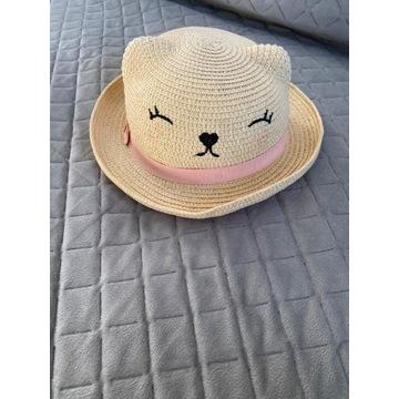 Kapelusz na lato kapelusik H&M 2-4 lata