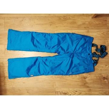Spodnie narciarskie BRUGI, męskie, rozmiar L,