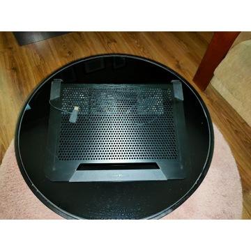 Cooler Master Notepal U3 Plus (czarny)