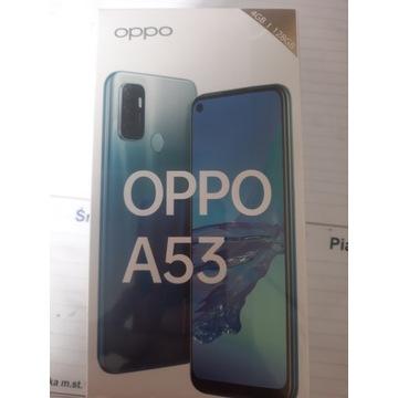 OPPO A53 128GB  DS / 4GB CZARNY NOWY