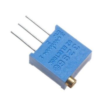 Potencjometr montażowy 3296W  500R