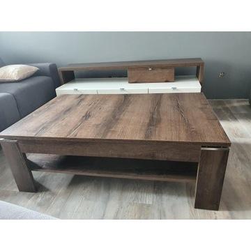 Ława, stół i szafka TV