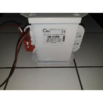 Statecznik do lamp wyładowczych (mh) 2000W 400V