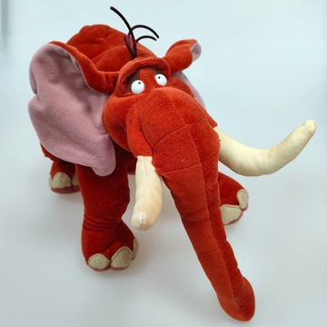 Słoń z bajki Tarzan Disneya