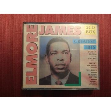 Elmore James Greatest Hits 2 CD