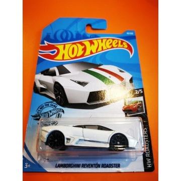 Hot Wheels Lamborghini Reventon Roadster