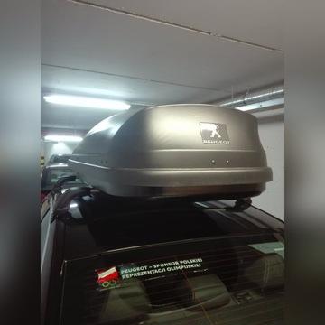 Bagażnik Box Peugeot 508 Oryginał Komplet 2014-17