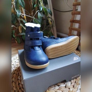 Nowe buciki bobux iWalk aspen boot navy