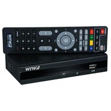 DEKODER DVBT WIWA HD 80 EVO