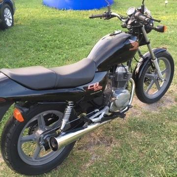 Motocykl Honda CB250 Two Fifty