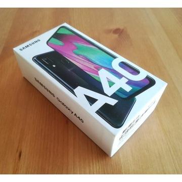 Samsung Galaxy A 40 NOWY