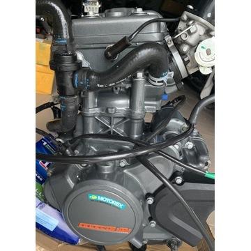 Silnik KTM 125 Duke 2020r przebieg 3000 km