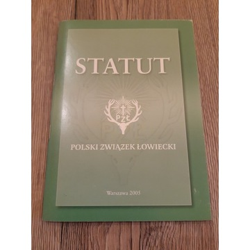 Polski Związek Łowiecki - Statut