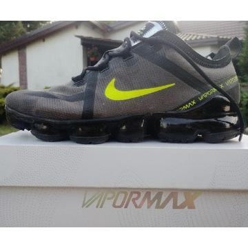 Nike Air Vapormax 2019 black/black/green