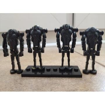 Droidy klocki 28 sztuk droidow.
