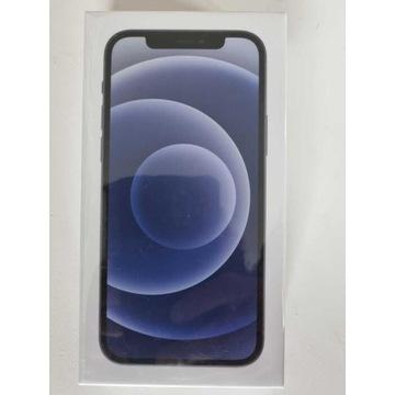 iPhone 12 Black 256GB Nowy zafoliowany fabrycznie