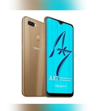 OPPO AX7 Złoty 3GB / 64 GB