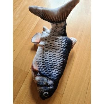 Zabawka dla kota, ryba machajaca ogonem na USB