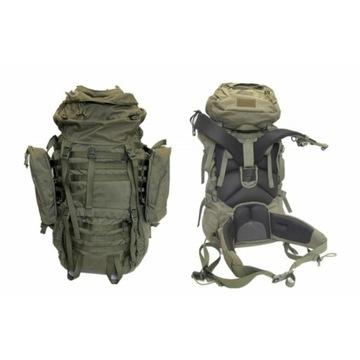Zasobnik gorski plecak 987B/MON