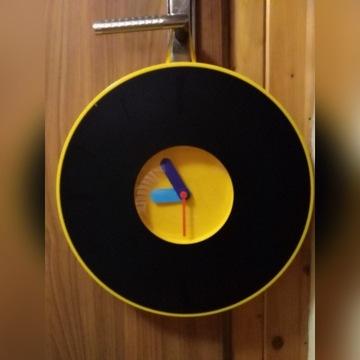 Zegar na ścianę młodzieżowy