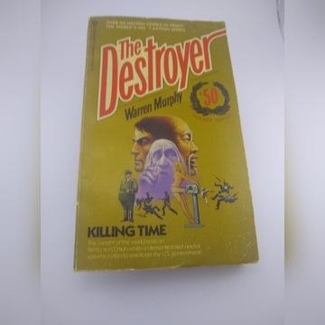 The Destroyer książka po angielsku