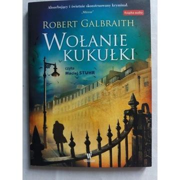 Wołanie kukułki , Robert Galbraith , audiobook