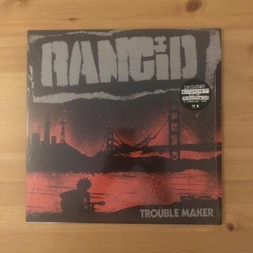 Rancid - Trouble Maker, LP + 7', fiolet/brąz