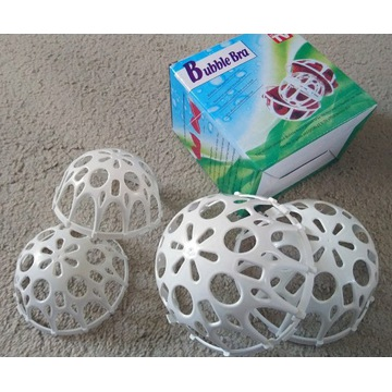 kulki do prania biustonoszy - bubble bra