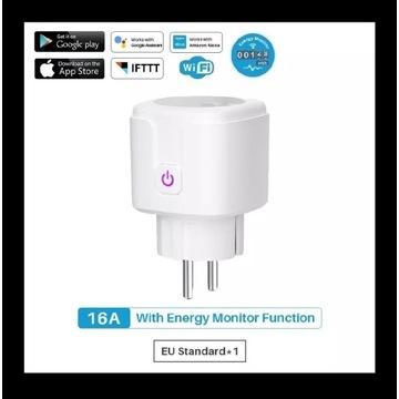 Inteligentne gniazdo 16A gniazdko Wi-Fi Plug smart