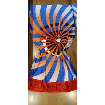 KENZO luksusowy duży ręcznik plażowy 102cm / 170cm