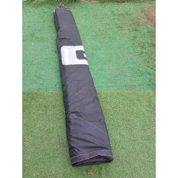 Latawiec Kite Core XR5 13.5 m2 czarny kitesurfing