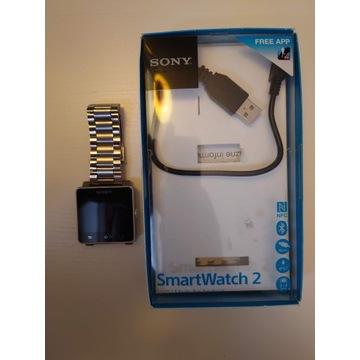 Zegarek Sony SW2 Bransoleta