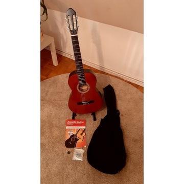 Gitara akustyczna Zestaw Startowy