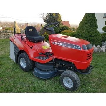 HONDA 2114 traktorek kosiarka