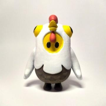 Figurka z gry Fall Guys - Chicken