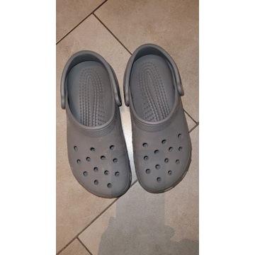 Crocs klapki rozmiar m6/w8/24,5cm+ gratis